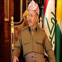تصویر درخواست بارزانی برای انتخاب رئیس جدید اقلیم کردستان
