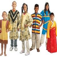 تصویر چهار شیوه تقویت نگرش مثبت به گوناگونی و تفاوت انسان ها در کودکان