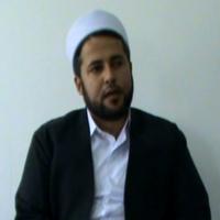 تصویر سخنرانی، بندگی و عبادت – بەندایەتی- حامد محمودی