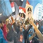 تصویر هماهنگی با عربستان، اساس مرحله آینده مصر