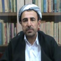 تصویر سخنرانی، صبر و تحمّل – عمر رشیدی