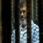 تصویر عفو بین الملل حکم صادره علیه مرسی را محکوم کرد