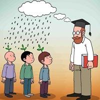 تصویر نقش تربیتی معلم ، اخلاق معلم متعهد