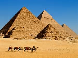 تصویر فلج شدن صنعت گردشگری مصر