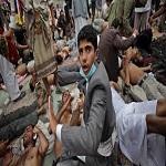 تصویر العربیه: حوثیها وعبدالله صالح تلاش می کنند در یمن جنگی فراگیر ایجاد کنند