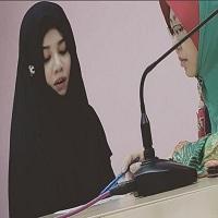 Photo of خواننده زن مالزیایی به اسلام گروید