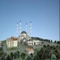 تصویر بزرگترین مسجد کریمه با هزینه ترکیه ساخته می شود