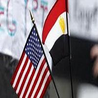 تصویر آمریکا به مصر کمک نظامی میکند
