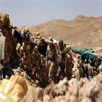 تصویر کردها ۹ روستای شمال عراق را از چنگ داعش آزاد کردند