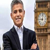 تصویر نامزدی عضو مسلمان حزب کارگر انگلیس برای شهرداری لندن