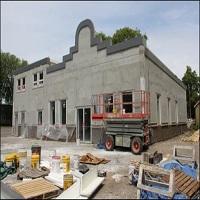 تصویر شهر «سو سنت مری» کانادا صاحب نخستین مسجد می شود