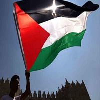 تصویر طرح برافراشته شدن پرچم فلسطین در سازمان ملل ارایه شد