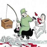 تصویر مقایسهی شرمآور میان پارلمانهای مصر و ترکیه