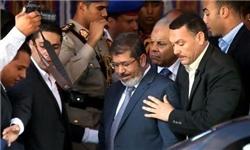 تصویر اسامی قاضیان محاکمه محمد مرسی