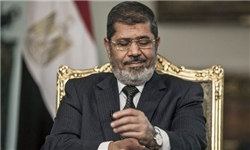 تصویر مصادره اموال محمد مرسی و۵۲۷ عضو اخوان المسلمین.
