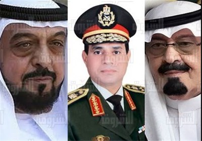 تصویر تطمیع نامزدهای احتمالی انتخابات مصر از سوی کشورهای عربی