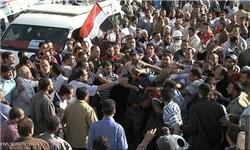 تصویر فراخوان طرفداران مرسی وجریان ۶آوریل به تظاهرات گسترده در طول هفته جاری