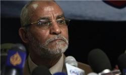 Photo of محمد بدیع در یک فایل صوتی هواداران خود را به صبر وبردباری دعوت کرد