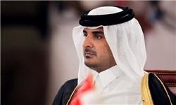 تصویر واکنش وزارت خارجه قطر به کشتار مخالفان کودتا.
