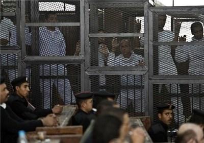 تصویر صدور حکم اعدام ۲ اخوانی دیگر توسط دادگاه مصر