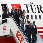 تصویر آزادی گروگانهای ترک در مقابل رهایی حامیان داعش از زندانهای ترکیه