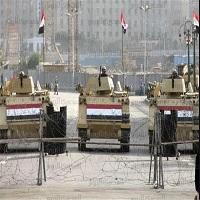 Photo of آماده باش امنیتی در مصر همزمان با نزدیک شدن به سالروز انقلاب