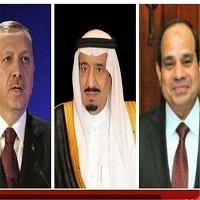 تصویر شرط اردوغان برای آشتی با مصر