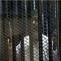 تصویر محمد مرسی به اعدام محکوم شد