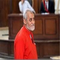 تصویر رهبر اخوان المسلمین به بیمارستان منتقل شد