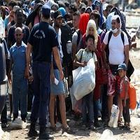 تصویر هشدار گروههای افراطی سوئد به پناهندگان: حجاب ممنوع