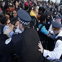 Photo of تظاهرات در سیاتل در اعتراض به بیتوجهی پلیس به قتل نوجوان مسلمان