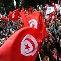 """تصویر فراخوان برای اعتصاب عمومی و نافرمانی مدنی در """"القصرین"""" تونس"""