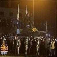 "Photo of قسام به ""تانک"" رسید"
