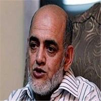 تصویر آزادی یکی از رهبران ائتلاف حامی «مرسی» از زندان