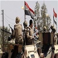 تصویر پلیس مصر ۲۳ معترض را بازداشت کرد