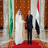 تصویر السیسی از جزایر مصری به نفع عربستان چشم پوشی کرد