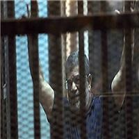Photo of حکم حبس ابد مُرسی در پرونده جاسوسی برای حماس لغو شد
