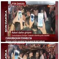 تصویر گزارش لحظه به لحظه و اختصاصی خبرنگاران تسنیم از آنکارا و استانبول + تحلیل کودتا