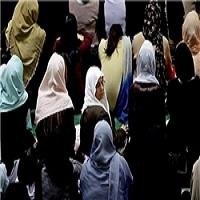 تصویر افزایش آمار حمله به زنان مسلمان در انگلیس