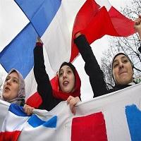 تصویر داستان حجاب در فرانسه