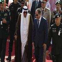تصویر شرط السیسی برای آشتی با عربستان؟