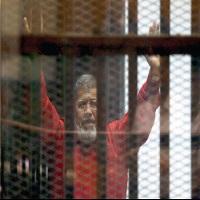 """تصویر درج نام محمد مرسی در فهرست """"تروریستی"""""""