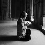 تصویر هند مساجد خود را به روی زنان مسلمان می گشاید