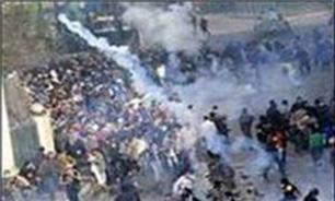 Photo of درگیری در دانشگاه اسیوط مصر