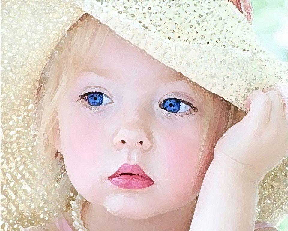 تصویر عفونت تناسلی دختران خردسال!