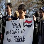 تصویر زمزمه حل دیپلماتیک بحران یمن
