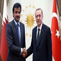 تصویر سناریوی جدید ترکیه و قطر علیه بشار اسد
