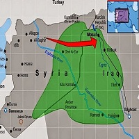تصویر سناریوهای تقسیم سوریه چیست؟