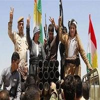تصویر تفاوتهای فاحش در نبرد با داعش: پیشمرگ پیشروی میکند، ارتش عراق عقب مینشیند
