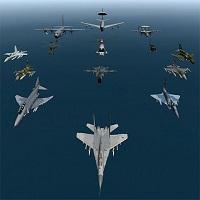 تصویر غرب خود را برای حمله نظامی به لیبی آماده میکند